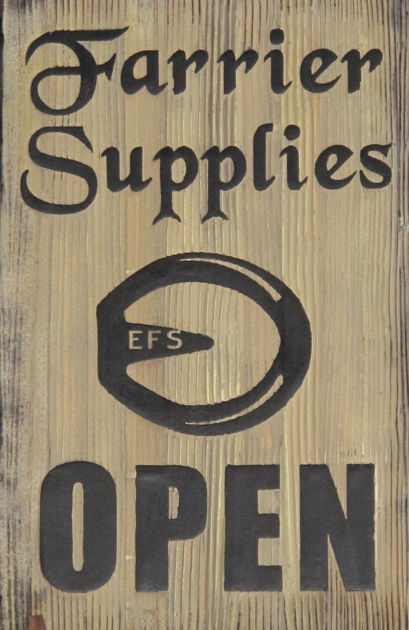 Farrier-Supply-Sign